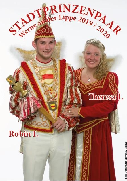 Prinzenpaar 2019/2020